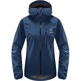 Haglöfs L.I.M Jacket Women tarn blue